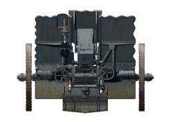 画像2: ヴィジョンモデルズ[VM-35007]1/35 WWII独 7.5cm leIG18 歩兵砲 クルー付き