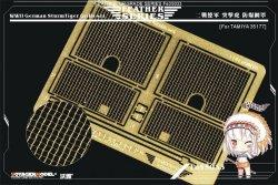 画像1: VoyagerModel [FE35033]1/35 WWII独 ストームタイガー用エンジングリルセット(タミヤ 35177)
