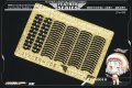 VoyagerModel [FE48010]1/48 WWII独 車載用工具止め具セット(タミヤ1/48ドイツ軍車両全般対応)
