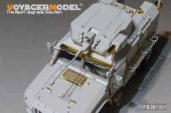 画像2: VoyagerModel [PE351031]1/35 現用 露 ロシア連邦軍 K-4386タイフーンVDV装甲車 ベーシックセット(MENG VS-014)
