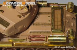 画像2: VoyagerModel [PE351034B]1/35 WWII 露/ソ ロシアT-34/85 第174工場生産型 ベーシックセットVer.B(砲身付)(RFM5040/5059用)