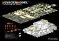 VoyagerModel[PE351039A]1/35 WWII独ドイツ陸軍IV号戦車F1型「Vorpanzer」ベーシックセット(ボーダーBT003用)