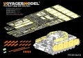 VoyagerModel[PE351041B]1/35 WWII独ドイツ陸軍IV号戦車F1型後期生産仕様ベーシックセットVer.B(砲弾付)(ボーダーBT003用)