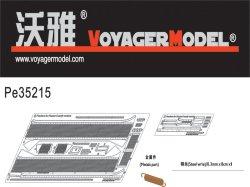 画像1: VoyagerModel [PE35215]1/35 WWII独 II号戦車初期型 フェンダーセット(DML用)