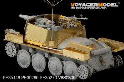 画像3: VoyagerModel [PE35269]1/35WWII独 38(t)偵察戦車 短砲身7.5cm砲搭載型 エッチングセット(DML6310用)