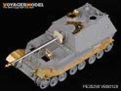 画像1: VoyagerModel [PE35290]1/35 WWII独 Sd.Kfz.184エレファント エッチングセット(DML6126/6311用)