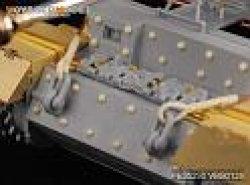 画像2: VoyagerModel [PE35290]1/35 WWII独 Sd.Kfz.184エレファント エッチングセット(DML6126/6311用)