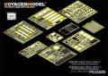 VoyagerModel [PE35589] 1/35 現用米軍 Mk.23 MTVRトラック エッチング基本セット(トラペ01011用)
