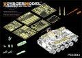 VoyagerModel [PE35643] 1/35 現用米 M42A1ダスター初期型 エッチング基本セット(AFV35192用)