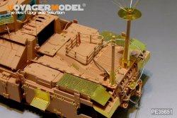 画像2: VoyagerModel [PE35651]イスラエル ナグマホン ドッグハウス 装甲兵員輸送車 初期型改造 エッチング基本セット(タイガーモデル4616用)