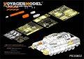 VoyagerModel [PE35652] 1/35 現用カナダ レオパルト C2 メキサス 主力戦車用エッチングセット(タコム2003用)