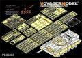 VoyagerModel [PE35655] 1/35 現用露 T-80BVD 主力戦車 エッチングセット(トラペ05581用)