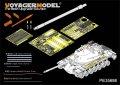 VoyagerModel [PE35686] 1/35 米 M103A1 重戦車 「ファイティングモンスター」エッチング基本セット(DML3548用)