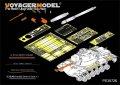 VoyagerModel [PE35726] 1/35 現用米 M48A3 パットン エッチング基本セット(DML3546用)