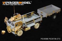 画像3: VoyagerModel [PE35736]1/35 現用米 M1082 LMTVT トレーラー エッチングセット(トラペ01010用)