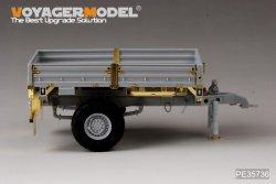 画像2: VoyagerModel [PE35736]1/35 現用米 M1082 LMTVT トレーラー エッチングセット(トラペ01010用)