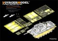 VoyagerModel [PE35753] イスラエル ショットカル ダレット 1982 エッチングセット(AFV AF35277用)