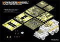 VoyagerModel [PE35754]現用米 クーガー 6×6 MRAP エッチングセット(モンモデル SS-005用)