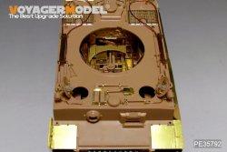 画像2: VoyagerModel [PE35792]WWII独 ティーガーI型 初期型 エッチングセット(ライフィールド RM-5003用)