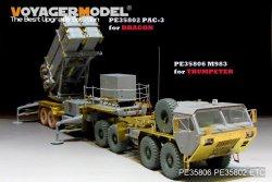画像2: VoyagerModel [PE35802]1/35 現用米 MIM-104F パトリオット SAM PAC-3 M901発射機 エッチング基本セット(DML3563用)