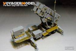 画像5: VoyagerModel [PE35807]1/35 現用米 MIM-104C パトリオット SAM PAC-2 エッチング基本セット(トラペ01022用)