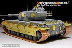 画像3: VoyagerModel [PE35817]英 コンカラーMk.II 重戦車 エッチング基本セット(DML 3555用)