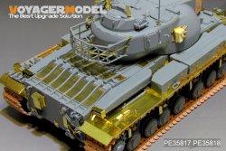 画像2: VoyagerModel [PE35818]英 コンカラーMk.II 重戦車 フェンダーセット(DML 3555用)