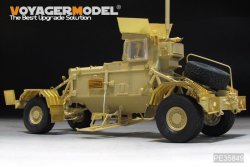 画像2: VoyagerModel [PE35849]1/35 現用米 ハスキー Mk.III 地雷探知車(VMMD)エッチング基本セット(パンダ PH35014用)