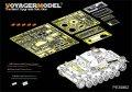 VoyagerModel [PE35862]1/35 WWII独 III号戦車L型 エッチング基本セット(DML6387用)