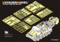 VoyagerModel [PE35903]1/35 現用露 高速掘削車 BTM-3 エッチングセット(トラペ09502用)