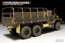 画像2: VoyagerModel [PE35964]1/35 現用 アメリカ陸軍 M54A2 5tトラック ベーシックセット(AFVクラブ 35300)