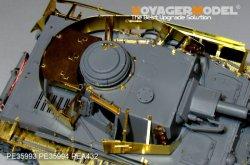 画像4: VoyagerModel [PE35993]1/35 WWII 独 IV号戦車G型(最終生産型)ベーシックセット(ボーダー35001)