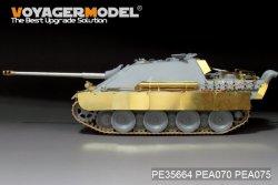 画像2: VoyagerModel [PEA075]1/35 Photo Etched set for 1/35 side skirts for Panther G/F Jagdpanzer smart kit (For All)