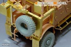 画像3: VoyagerModel [PEA291]現用米 M-ATV MRAP ホイールセット (5個セット)(汎用)