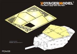 画像3: VoyagerModel [PEA436]1/35 WWII 英 M10アキリーズ駆逐戦車砲塔装甲セット(タミヤ35366/AFVクラブ35039)