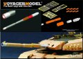 VoyagerModel [VBS0186] 1/35 現用独 L7A3 105mm 金属砲身(レオパルト1C2 メキサス用)