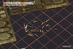 画像2: VoyagerModel [VBS0322]1/35 WWII独 2cm機関砲 KwK30/38 弾薬&弾薬箱(汎用)