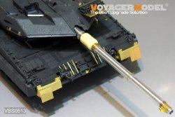 画像2: VoyagerModel [VBS0513]1/35 現用独 レオパルト2A7 120mm L/55 金属砲身セット(モンモデル TS-027)