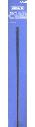 ウェーブ[OP051]C・ライン No1( 0.3mm) 6本入り
