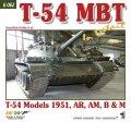 WWP [G062]T54主力戦車 T-54(1951年型)/AR/AM/B&M