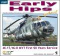 WWP[B020]現用 露/ソ Mi-17/Mi-8MTヒップH初期型写真集   20年間における運用と実績