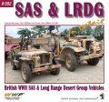 WWP[R092]WWII 英陸軍 SASジープ/LRDGトラック写真集