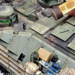 画像4: YENMODELS[LSG-H3502]1/35 戦闘ブーツ跡スタンプ 現代戦タイプB