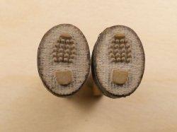画像2: YENMODELS[LSG-H3504]1/35 戦闘ブーツ跡スタンプ WWIIタイプB