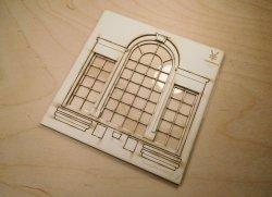画像1: YENMODELS[YML35006]1/35 パラディアン窓