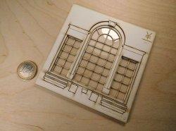 画像2: YENMODELS[YML35006]1/35 パラディアン窓