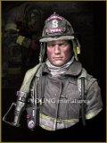 Young Miniatures[YC1801]1/10 消防士 現代の火消し請負人