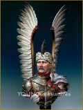 Young Miniatures[YH1806]1/10  Polish Winged Hussar(Sold Out)