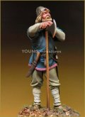 Young Miniatures[YH9003]90mm 10世紀 バイキングの長
