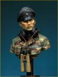 Young Miniatures[YM1805]1/10 WWIISS戦車兵士官